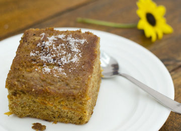 Some Spiced Carrot Cake Anyone?