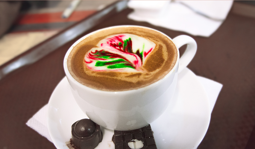 Colored Cappucino_Kyaakarein copyright