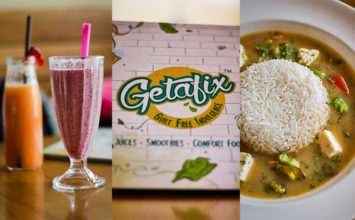 Getafix is the café of your healthy dreams!
