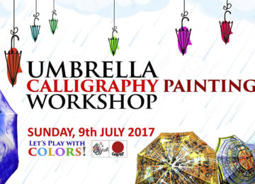 Paint Your Own Umbrellas – July 9