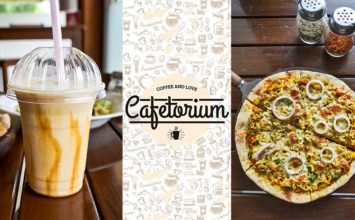 Cafetorium – The Cute And Cosy Cafe In East Delhi!