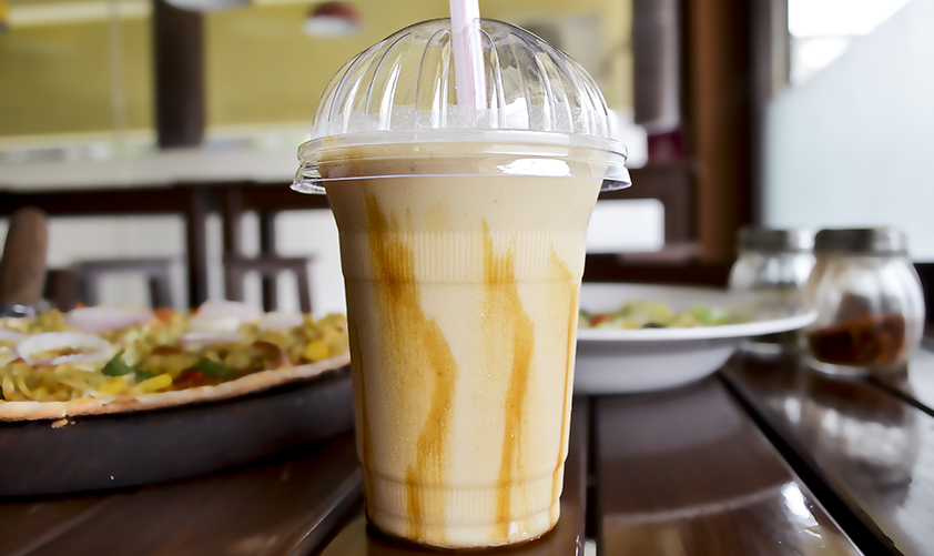 The Sharjah Shake is perfect if you miss your breakfast