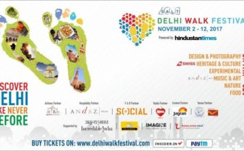 Over 150 tours to choose from @ Delhi Walk Festival