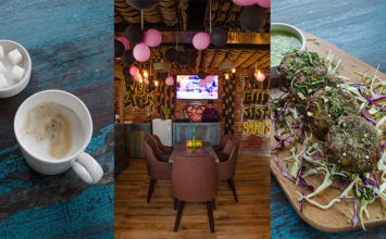 We found this little gem in Rohini – Cafe Muzino