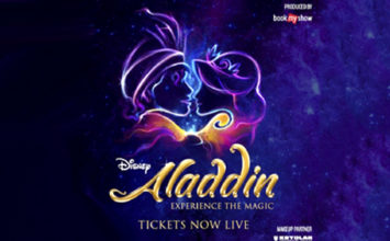 Get ready for Disney's Broadway-style musical Aladdin – July 6-15