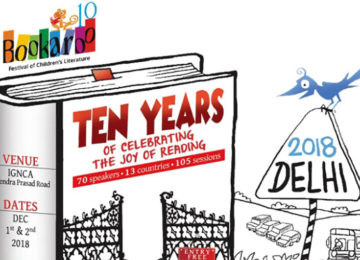 Gear up for the Bookaroo Children's Lit Fest | Dec 1-2